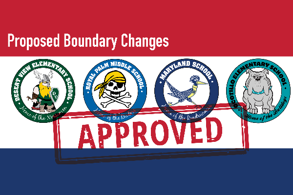 WESD Governing Board Approves Boundary/Grade Configuration Changes