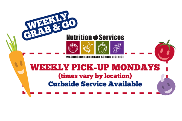 Weekly Grab and Go Meal Program