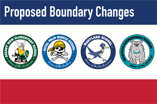 WESD Proposes Boundary/Grade Configuration Changes