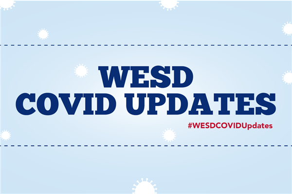 WESD COVID Updates 2020 - 2021