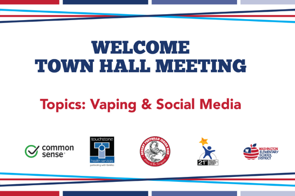 Town Hall Meeting: Vaping & Social Media