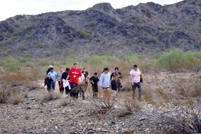 Walk to School Day Phoenix School District